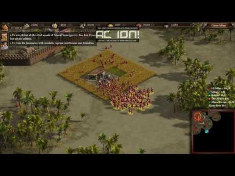 Cossacks 3 - Path to Grandeur - Turkish campaign 1