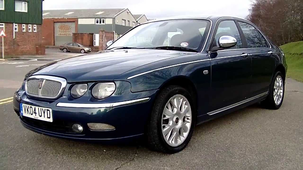rover 75 cdti connoisseur se auto 76k now sold youtube. Black Bedroom Furniture Sets. Home Design Ideas