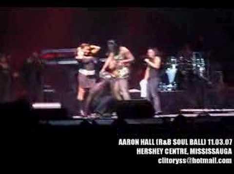 AARON HALL - PIECE OF MY LOVE *LIVE* (INTERMISSION)