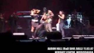 AARON HALL - PIECE OF MY LOVE *LIVE* (INTERMISSION)