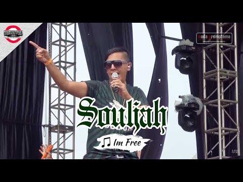 [OFFICIAL MB2016] IM FREE | SOULJAH [Live Konser Mari Berdanska 2016 Bandung]