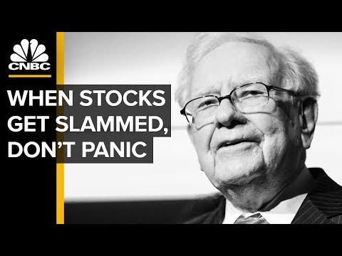 Don't Panic When Stocks Get Slammed