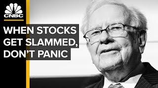 Don't Panic When Stocks Get Slammed