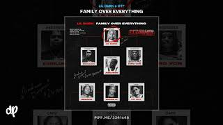 Gambar cover Lil Durk & OTF - Blika Blika (feat. Lil Durk) [Family Over Everything]