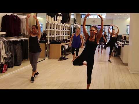 Ballet Barre at Calvin Klein Performance 45 minute class