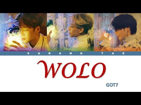 GOT7 (갓세븐) - 'WOLO' Lyrics [Color Coded_Han_Rom_Eng] Mp3