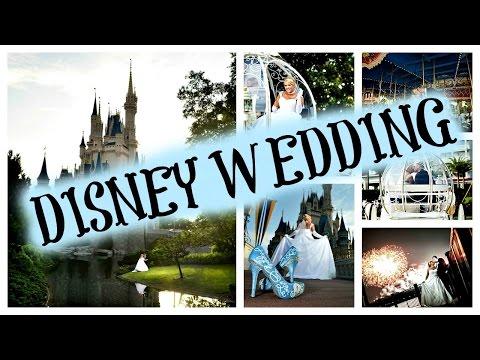 OUR DISNEY WORLD WEDDING!! ♥Dreams Really Do Come True♥
