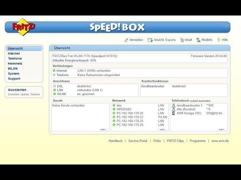 Tutorial: speedport w701v fritzen, speedtofritz youtube.