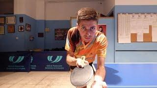 Edu Solsona Evolution In Table Tennis 2011-2017