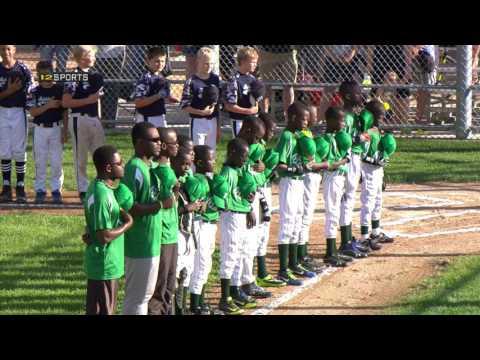 Benin Africa vs. Robbinsdale US Baseball