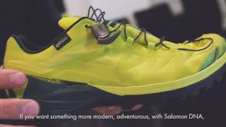 The Art of Footwear Design | Inside Salomon