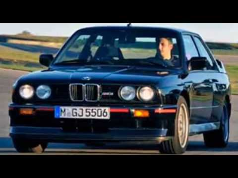 BMW 3-Series History 1975-1994 - YouTube