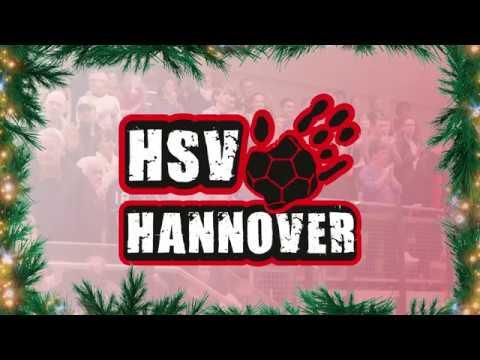 Frohe Weihnachten Hsv.Hsv Hannover Wünscht Frohe Weihnachten