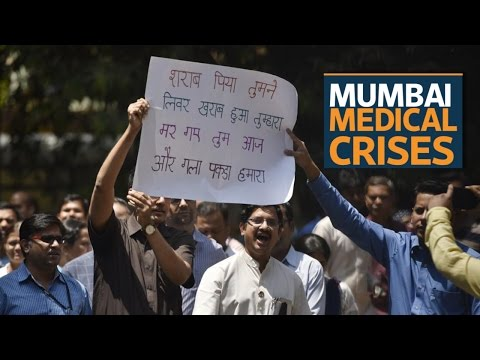 Mumbai medical crises: Resident doctors at govt hospitals call off 4 day long strike