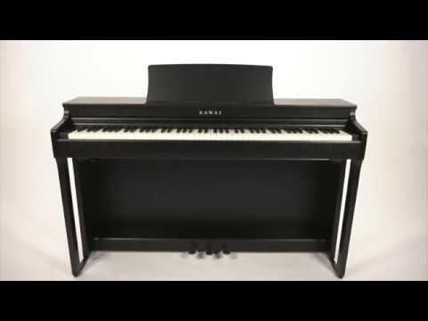 KAWAI CN29 Digital Piano DEMO (Español)