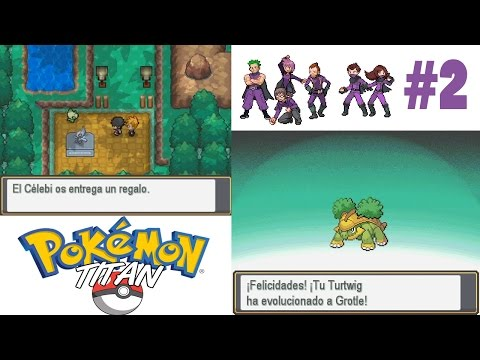 Pokemon Titan #2 | ciudad rock | Fan made |