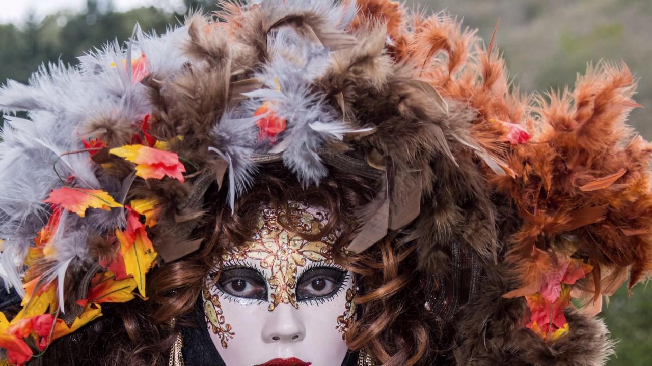 Costumes de Venise 2017