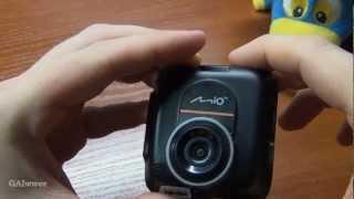Обзор Mio Mivue 358 видеорегистратора.