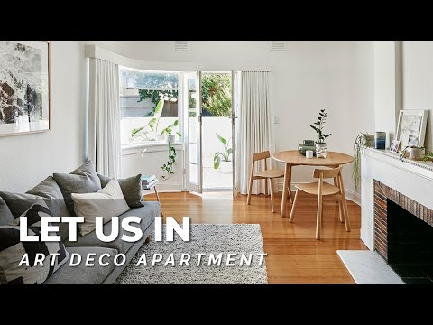 Hunting for George Founders Armadale Art Deco Apartment Home Tour   Let Us In S01E02