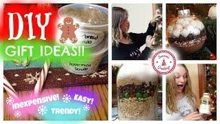Diy Holiday Gift Ideas! + Candy Cane Sugar Scrub!