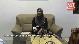 Interview with BN Kuala Kangsar candidate Datin Mastura Mohd Yazid - Part 2