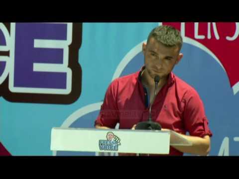 """Fressh Voice"", Spiropali: Votim ""online""  - Top Channel Albania - News - Lajme"