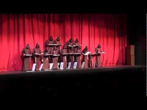 2011 Christmas Gala -- Hallelujah Monks