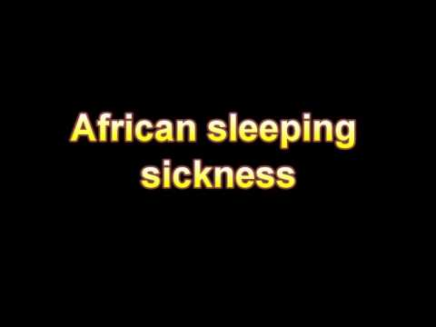 what is the definition of African sleeping sickness (Medical Dictionary Online)