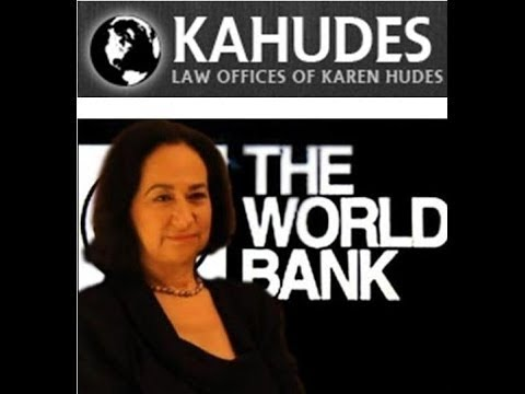 #67: World Bank Whistleblower Karen Hudes - - Conspiracy Queries with Alan Park
