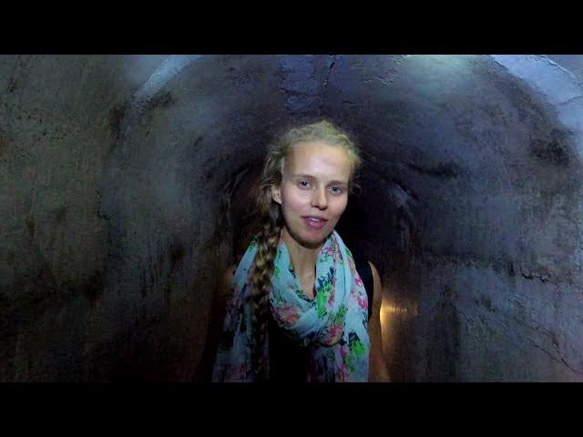 Vinh Moc Tunnel - unterirdisches Denkmal | Dong Ha | Vietnam • Vlog #95