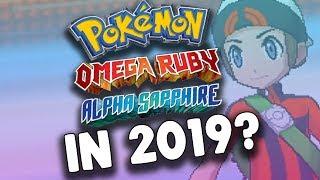 Do People Still Play Pokemon Omega Ruby Alpha Sapphire Online In 2019?!