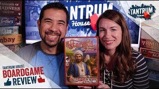 Istanbul the Dice Game Review