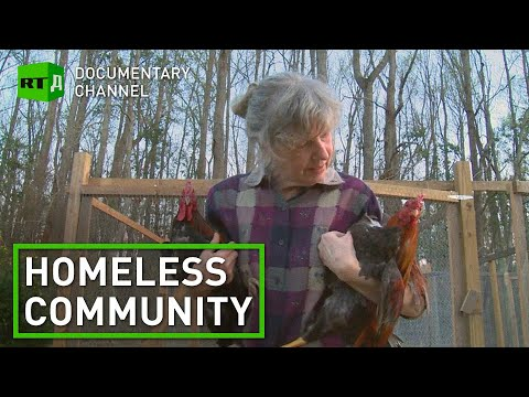American Story Tent City USA. A homeless community faces eviction from the land they are occupying & American Story: Tent City USA. A homeless community faces eviction ...