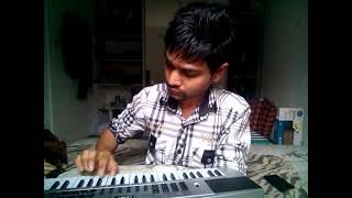 Kyun aaj kal neend kam khwab zyada hai- Piano tune (Instrumental)