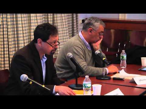 Political Concepts Conference: Panel 5 (Jay Bernstein, Maxim Pensky, and Alberto Moreiras)