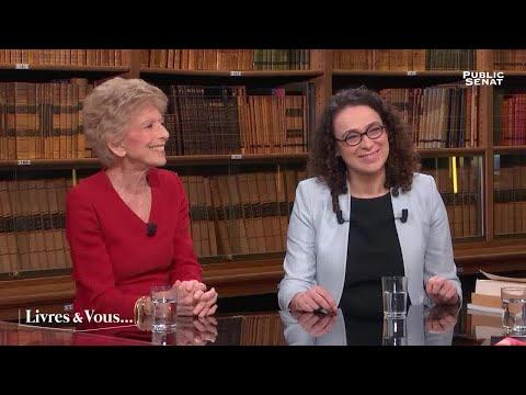 Hélène Carrère d'Encausse & Delphine Horvilleur : Femme académici... - Livres & Vous... (09/03/2018)