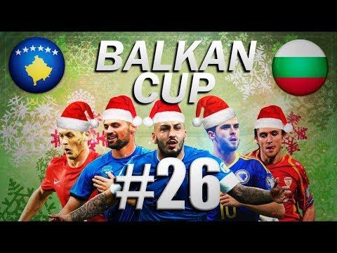 FIFA 18 - BALKAN CUP #26 - Kosovo vs Bulgaria - CHRISTMAS SPECIAL GROUP B