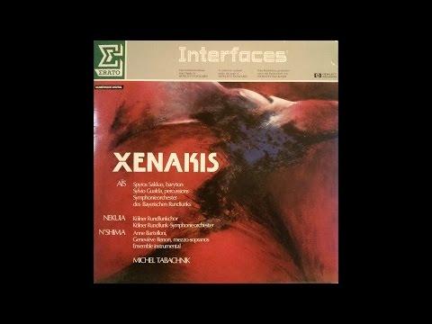 Xenakis - Nekuia (1981) – out of print recording