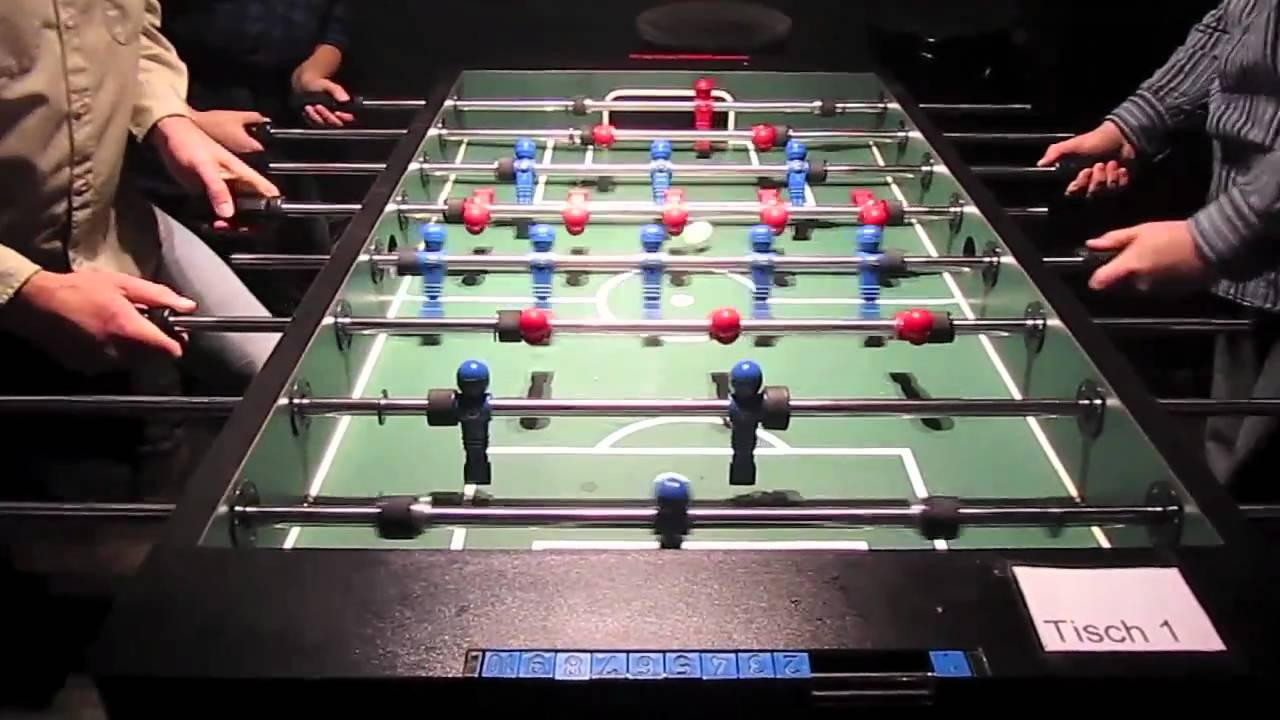 Metrocup 3 - Kickerturnier im Metropol Sundern - YouTube