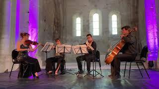 Quatuor con Fuoco -  WEBERN - Langsamer Satz