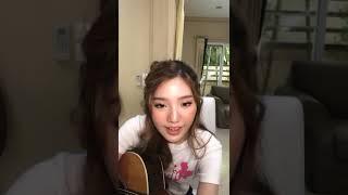 Natherine Live on BNK48 27/10/2019
