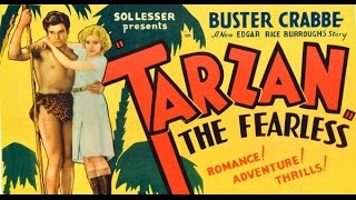 TARZAN THE FEARLESS Serial Chapter 1: The Dive of Death