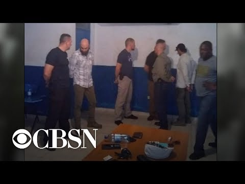 Americans detained in Haiti return to U.S. amid ongoing unrest