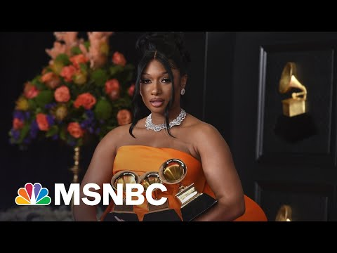 Tucker Carlson And GOP Critics Get Dunked On By Megan Thee Stallion | MSNBC