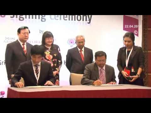 Dewan Bahasa dan Pustaka DBP meterai MOU dengan Zhejiang Publishing United Group