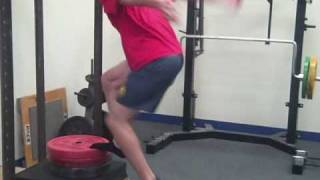 Secrets of Russian Sports Fitness and Training - Power Training for Lower Body