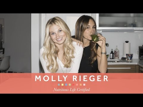 The Nutrition School Testimonial: Molly Rieger, MS, RD, NLC