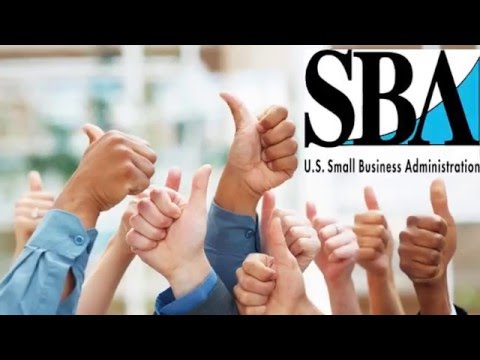 Disaster Zone - Small Business Adminstration Loans