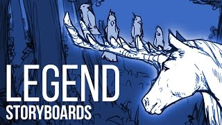 Design Cinema - Legend Storyboards