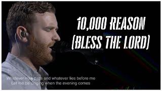 Download lagu 10,000 Reason(Bless the Lord) - Paul&Hannah McClure (Bethel Church)